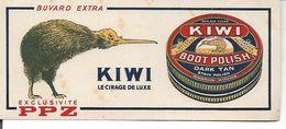 Buvard Kiwi, Le Cirage De Luxe. Exclusivité PPZ. - Scarpe
