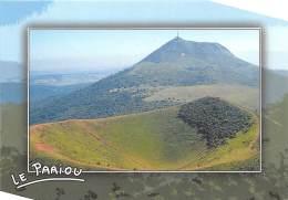 Le Puy De Dome Et Au Premier Plan Le Puy Pariou 13(scan Recto-verso) MA1312 - Altri Comuni