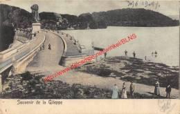 Souvenir - 1904 - La Gileppe - Jalhay