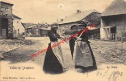 Vallée De L'Amblève - 1902 - La Gleize - Stoumont