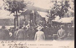 CPA - GIRONDE –BORDEAUX – Foire – Arènes Athlétiques  1902 - Bordeaux