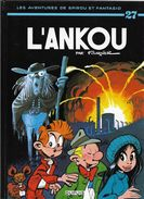 Fournier Les Aventures De Spirou Et Fantasio  L'ankou - Spirou Et Fantasio