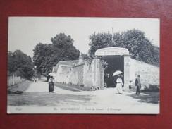 CPA 91 MONTGERON FORET DE SENART L'ERMITAGE - Montgeron