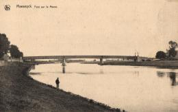 BELGIQUE - LIMBOURG - MAASEIK - MAESEYCK - Pont Sur La Meuse. - Maaseik