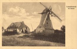 BELGIQUE - FLANDRE OCCIDENTALE - LANGEMARK - LANGEMARCK - De Molen (Le Moulin). - Langemark-Poelkapelle