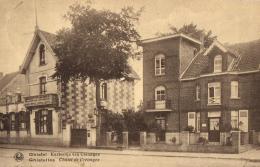 BELGIQUE - FLANDRE OCCIDENTALE - GHISTEL - GHISTELLES - GISTEL - Kasteeltje Van Créanges - Châlet De Créanges. - Gistel