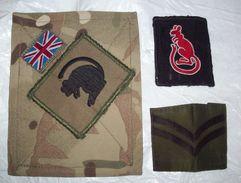 NATO Military Patches - 4pcs - Ecussons Tissu