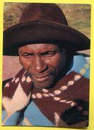 LESOTHO ( BASUTOLAND ) - An Old Shepherd - Lesotho