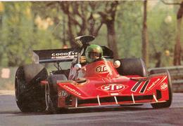 SPORT AUTOMOBILE. VOITURE MARCH FORD 731G4. ANNÉE 1973. HENRI PESCAROLO - Grand Prix / F1