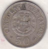 Colonie Portugaise ANGOLA . 50 CENTAVOS 1927 . KM# 69 - Angola