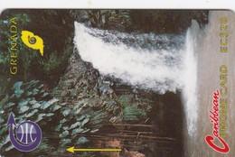 Grenada, 3CGRA, Waterfall, 2 Scans. - Grenada