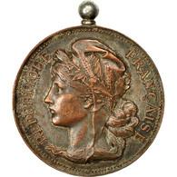 France, Medal, Musée De La Mutualité, Angoulème, TTB, Bronze - France