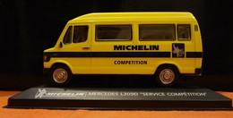 """Mini Bus - Mercedes L309D """"Service Compétition"""" - Michelin (Bibendum) - 1/43 - Utilitaires"""