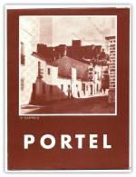 PORTEL - Roteiro Turístico ROTEP N.º 125 - Évora Portugal - Toeristische Brochures