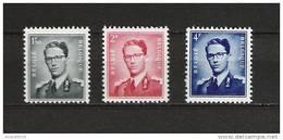 [1753] Zegels 924 - 926 ** Postfris - Belgium