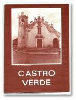 CASTRO VERDE - Roteiro Turístico ROTEP N.º 127 - Beja Portugal - Toeristische Brochures