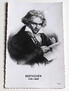 CPA Beethoven Compositeur Musique Piano - Künstler