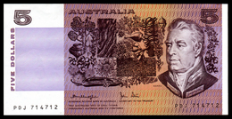 AUSTRALIE - 5 Dollars - 1983 - UNC - Bateau - Local Currency