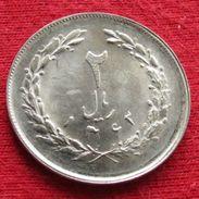 Iran 2 Rials 1983 / 1362 KM# 1233  Lt 329  Irão Persia Persien - Iran