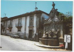 PORTUGAL- Tondela - Centro Da Vila. - Viseu