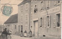71 - CHAGNY - La Gendarmerie - Chagny