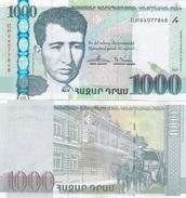 Armenia - 1000 Dram 2015 UNC Lemberg-Zp - Armenia