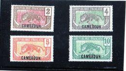 B - 1921 Camerun - Leopardo (linguellato) - Nuovi