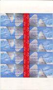 ISRAEL   Series  De 10  Framas  Tel Aviv-Yafo   2008   - I.h8 - Franking Labels