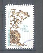 France Autoadhésif Oblitéré N°1411 (Fleurs Et Métiers D'art) (cachet Rond) - France