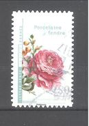 France Autoadhésif Oblitéré N°1416 (Fleurs Et Métiers D'art) (cachet Rond) - France