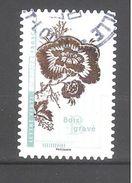 France Autoadhésif Oblitéré N°1419 (Fleurs Et Métiers D'art) (cachet Rond) - France