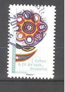 France Autoadhésif Oblitéré N°1421 (Fleurs Et Métiers D'art) (cachet Rond) - France