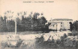 PUICHERIC - Usine électrique - La Chaussée - France