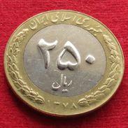Iran 250 Rials 1999 / 1378 KM# 1262  Lt 265  Irão Persia Persien - Iran