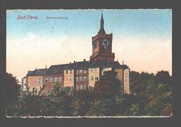 Kleve / Bad Cleve - Schwanenburg - 1922 - Army Post Belgium - Kleve