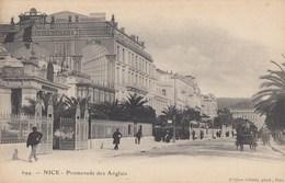NICE: Promenade Des Anglais - Nizza