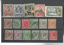 53728 ) Tanganyika Kenya Uganda  Collection King - Kenya, Uganda & Tanganyika
