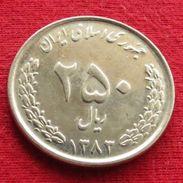 Iran 250 Rials 2004 / 1383 KM# 1268  Lt 248  Irão Persia Persien - Iran