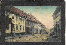 Dassel,Germany-Bahnhofstrabe,businesses,stores 1916 - Antique Postcard - Germania