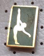 Slovenia Gymnastics Pin - Gymnastics