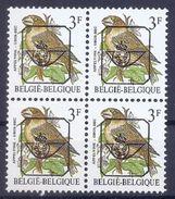 BELGIE * Buzin  PRE * Nr 820 P7a * Postfris Xx * TYPO PAPIER - 1985-.. Pájaros (Buzin)