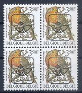 BELGIE * Buzin  PRE * Nr 822 P7a * Postfris Xx * TYPO PAPIER - 1985-.. Pájaros (Buzin)