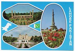 PAKISTAN - LAHORE VIEWS / MOSQUE / KARACHI SHERATON HOTEL METER - Pakistan