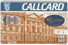 IRELAND - The Rotunda Hospital, Tirage 25000, 03/95, Used - Ireland