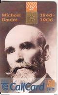IRELAND - Michael Davitt 1846-1906, Chip GEM1.2, Tirage %50000, 12/96, Used - Ireland