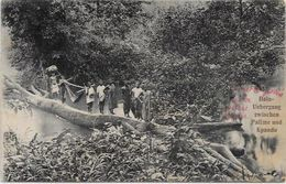 CPA TOGO Afrique Noire Type Ethnic Métier  Non Circulé - Togo
