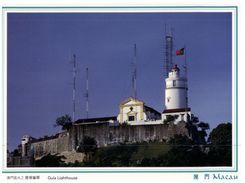 (530) Macau - Macao - Guia Lighthouse - Cartes Postales