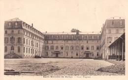78 - Ecole Militaire De St-Cyr - Cour Wagram - St. Cyr L'Ecole