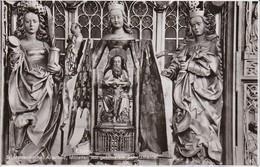 AK Elbing - St. Marienkirche - Altarbild - Mittelteil Mit Geöffnetem Schutzmantel (32299) - Ostpreussen