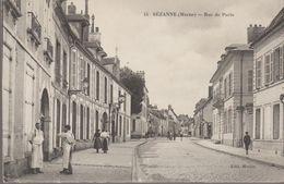 Sézanne (marne) Rue De Paris - Sezanne